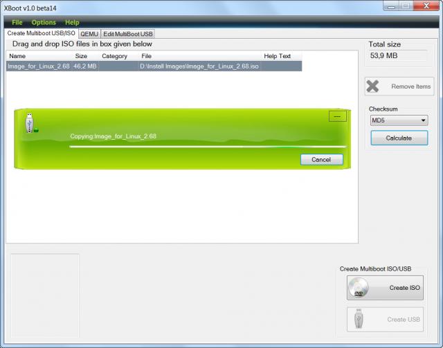 Proces vytvárania bootovacieho USB kľúča