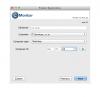 Registrácia C-Monitora pod konkrétnym zákazníkom