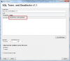 Políčko pre zadanie názvu SQL servera alebo inštancie v rámci sprievodcu (pre znovu otvorenie tohto dialógu urobte dvojité kliknutie na prvú podmienku v CHATe)