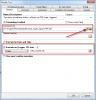 Zostavenie úlohy pre aktualizáciu stavu skladu na eshope (skript súbor dodáva dodávateľ eshopu)