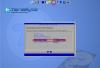 Pripojenie (mount) disku so zálohou (stlačte najprv vyznačenú ikonu vo vrchnom menu)