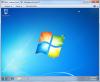 Úspešne spustená inštancia Windows 7 x32, obnovená z C-Image zálohy