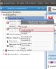 Kontextové menu pre vloženie nového objektu do Organizačnej štruktúry