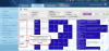 Zobrazení výpadku online komunikace pomocí tabulky